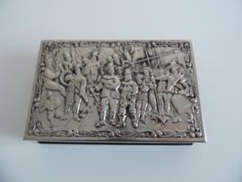Oude sigarettendoos-  De Nachtwacht (Art.21-1637)