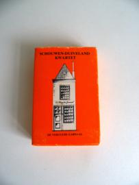 Schouwen-Duiveland kwartet uit 1985 (Art.18-1922)