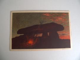 's Lands Glorie verzamelkaarten Serie 1 no 3 reeks 1(Art.19-1218)