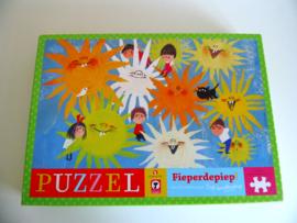 Puzzel Fieperdepiep uit 2010 (Art.19-1188)