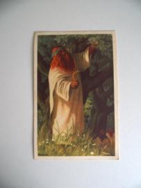 's Lands Glorie verzamelkaarten Serie 2 no 6 reeks 2(Art.19-1221)