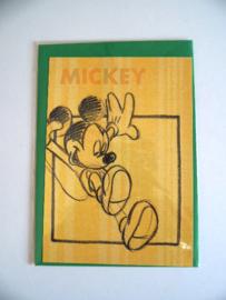 Ansichtkaart van Mickey Mouse (Art.20-1203)
