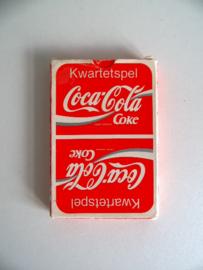 Coca-Cola kwartet uit 1985 (Art.17-1753)
