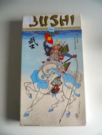 Spel Bushi  van Clipper uit 1970 (Art.20-1075)