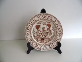 Burleigh Ironstone Staffordshire bord  (Art.15-2072)