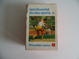 Sportkwartet uit 1976 (Art.15-2389)