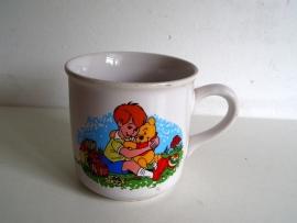Winnie the Pooh kinderbeker Ter Steege bv (Art.16-2253)