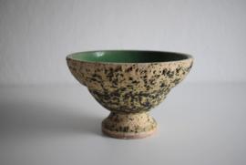 Mooie berkenbast schaal uit de jaren 60 (Art.21-2036)