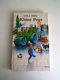 Kinderboek Kleine Peter van Leila Berg  (Art.19-1354)