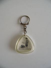 Vintage sleutelhanger  Rapidex (Art-20-1334)