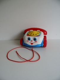 Fisher Price telefoon uit 2000 (Art.15-1324)