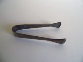 Verzilverde suikertang (Art.16-2663)