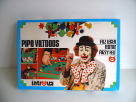 Pipo viltdoos  Introva  uit 1978 (Art.19-1038)