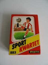 Sport kwartet Papita uit 1965 (Art.15-1890)