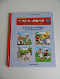 Junior Suske en Wiske AVI 3 stripverhaaltjes (Art.19-1006)