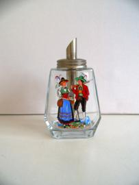 Leuke suikerstrooier uit Tirol kristallglas (Art.20-1169)