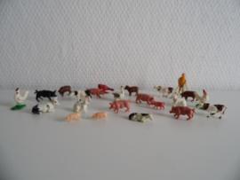 Miniatuur dieren jaren 60 (Art.20-1621)