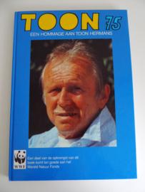 Toon 75 een homage aan Toon Hermans uit 1991 (Art.19-1350)