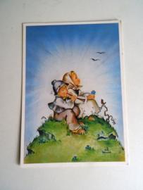 Hummel ansichtkaart nr 62.1122 (Art.18-1748)