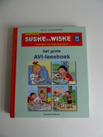 Suske en Wiske het grote AVI-leesboek (Art.18-2266)