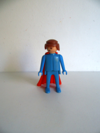 Playmobil  1974 popje met mantel/cape (Art.18-2034)