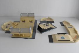 Vingerskateboard park met veel extra's (Art.21-1963)