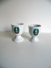 Twee eierdopjes Bartje (Art.17-1314)