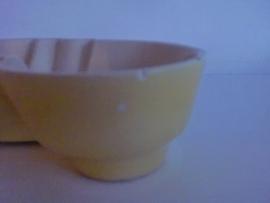Oude  pudding/pateevorm vis (Art.13-8511)