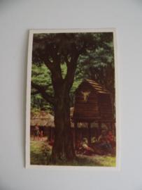 's Lands Glorie verzamelkaarten Serie 6 no 30 reeks 6(Art.19-1226)