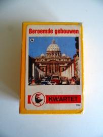 Raaf kwartet beroemde steden uit 1977 (Art.16-1682)