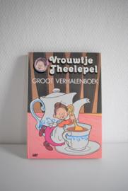 Vrouwtje theelepel Groot verhalenboek uit 1985 (Art.21-1910)