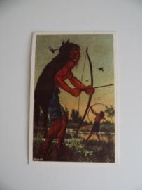's Lands Glorie verzamelkaarten Serie 2 no 7 reeks 2(Art.19-1222)