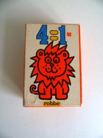 Jumbo kwartet uit 1974 (Art.17-1282)