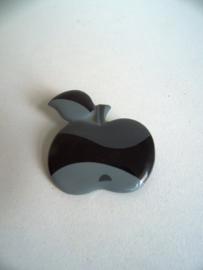 Broche appel  jaren 70 (Art.18-1211)