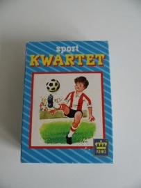 Sport kwartet uit 1988 (Art.14-2621)