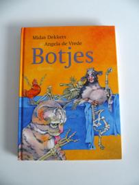 Kinderboek Botjes MidasDekkers /Angela de Vrede uit 2007 (Art.20-1231)