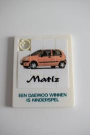 Schuifpuzzel Matiz uit 2001 (Art.21-1922)