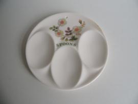 Lepel/Spoons bordje (Art.17-2283)