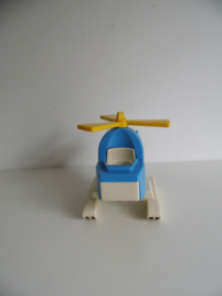 Fisher Price helicopter #945 uit 1978 (Art.18-2072)