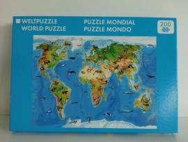 Wereldpuzzel (Art.13-2617)