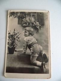 Kinder fotokaart gelopen (Art.15-2525)