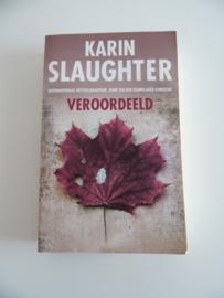 Boek Karin Slaughter - Veroordeeld (Art.20-1633)