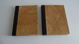 Twee ingebonden Tina boeken - 1984 (Art.20-1501)