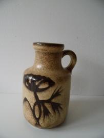 Aparte vaas van Scheurich jaren 70 (Art.14-1096)