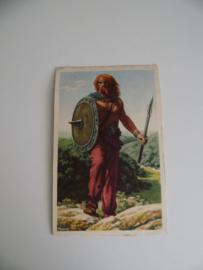's Lands Glorie verzamelkaarten Serie 1 no 5 reeks 1(Art.19-1220)