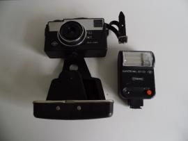 Agfa camera iso-pak met flitser 221cb (Art.16-1349)