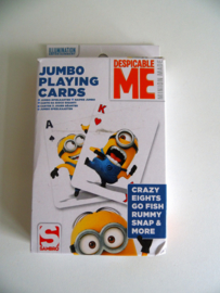 Dispicable Me-Jumbo playing cards (Art.18-2138)