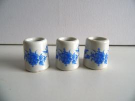 3 kleine kaarsenhouders voor de letterbak (Art.20-1013)