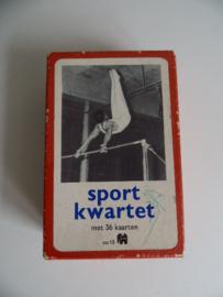 Sport kwartet uit 1965 (Art.17-1810)