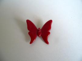 Broche vlinder  jaren 70 (Art.18-1208)